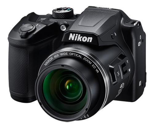 cámara coolpix nikon b500