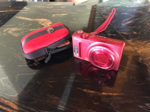 cámara coolpix s9100