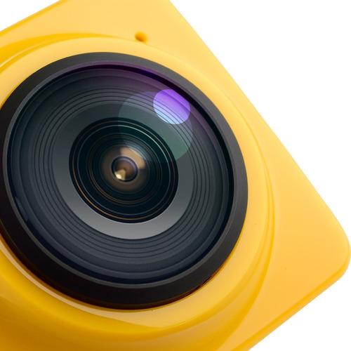 cámara cube sp 360 grados reales panorámica esférica + wifi