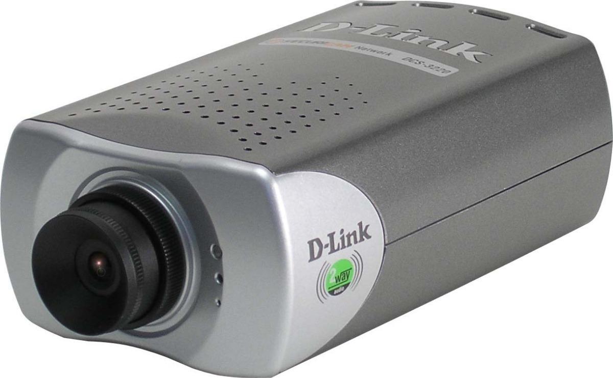 D-Link DCS-3220 Camera Download Drivers