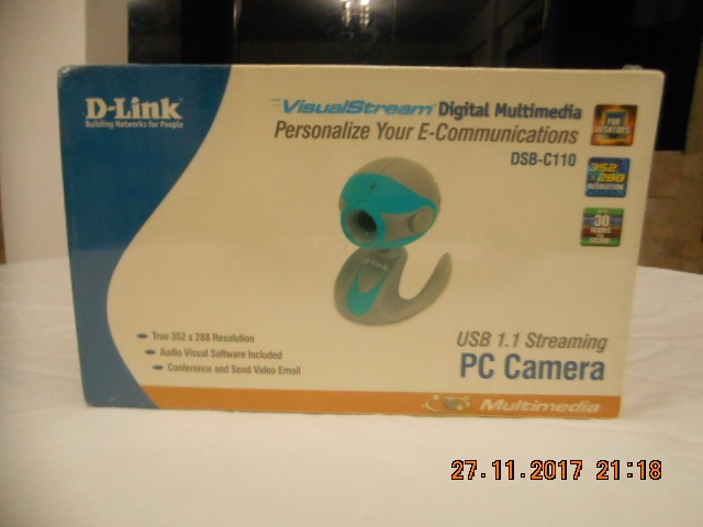 DRIVERS FOR DLINK DSB-C110