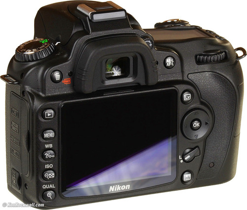 camara  d90 12.3 mpx  nikon dx   solo cuerpo body only video