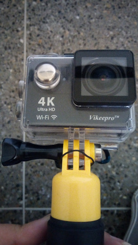 camara  de acción 4k vikeepro ultra h4