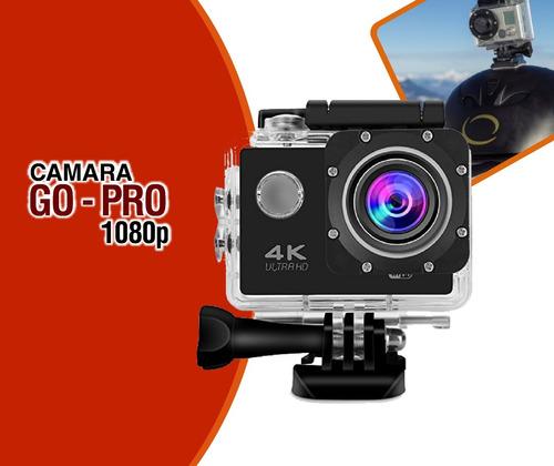 cámara de acción deportiva 4k uhd incluido iva