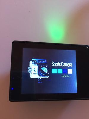 camara de accion hd 1080p acuatico + accesorios