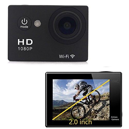 cámara de acción / legazone wifi 2.0 '' 12mp hd 1080p