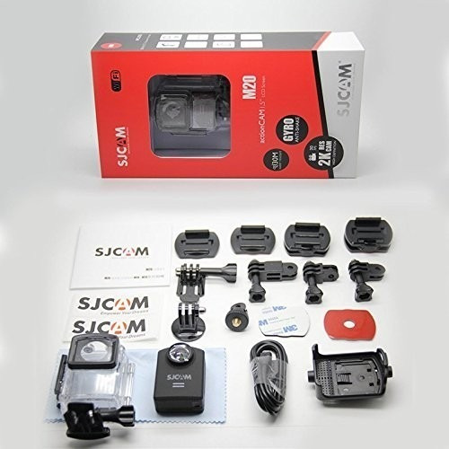 cámara de acción sjcam m20