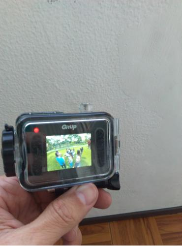 camara de accion tipo gopro gitup2 con pantalla nuevo precio