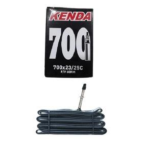 Camara De Ar Speed Kenda 700x23/25 Bico Longo 60mm