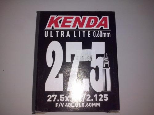 camara de ar ultra light kenda leve 27.5