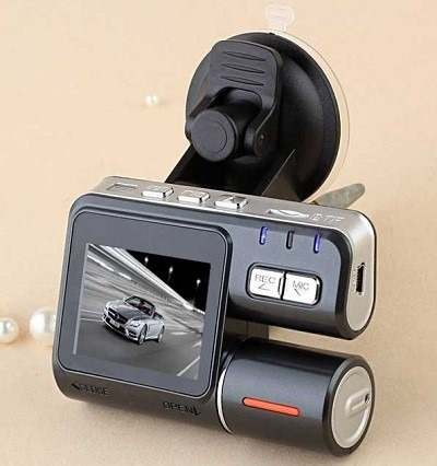 camara de auto dash cam hd 720p vision nocturna