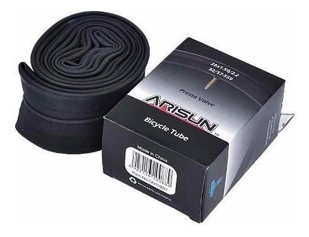 cámara de bicicleta arisun - 700 x 18/25c