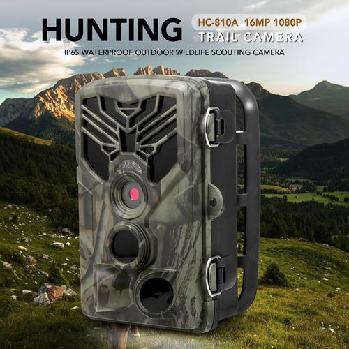 cámara de caza 16 mp 1080p para exteriores