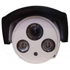 camara de exterior  ahd 720p 1mp 2led array
