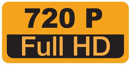 camara de exterior  ahd 720p 1mp 2led array