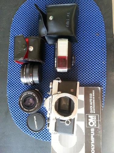 cámara de fotografía profesional om1 olympus