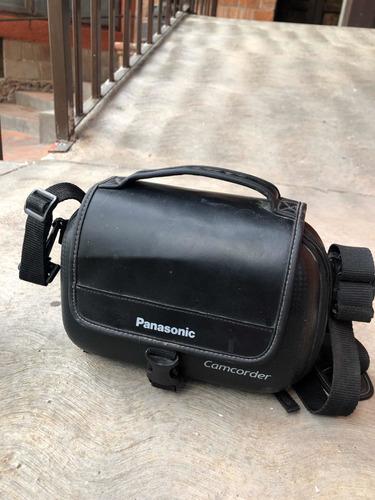 cámara de fotografía y video panasonic sdr-s26.