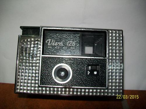 cámara de fotos antigua viva 126