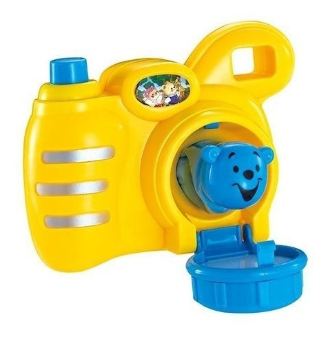 cámara de fotos de juguete love con pantalla botón autofocus
