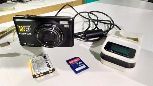camara de fotos fujifilm usada - impecable! envío gratis