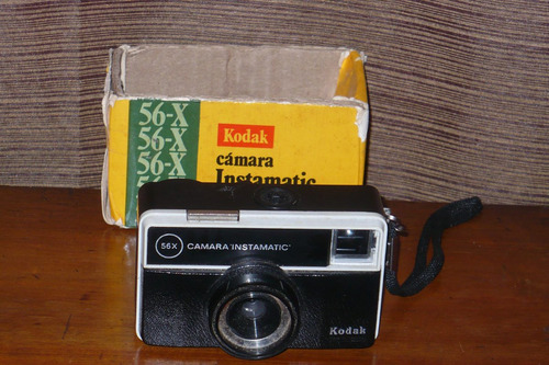 camara de fotos kodac instamatic 56x