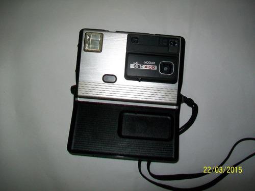 cámara de fotos kodak disc 4100