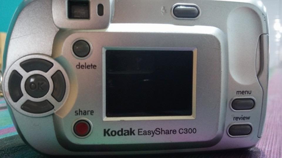 KODAK EASYSHARE C300 DESCARGAR CONTROLADOR