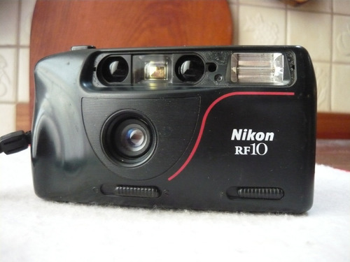 camara de fotos nikon coleccionable rf 10 - con detalles