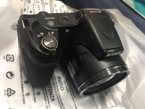 cámara de fotos nikon coolpix l820