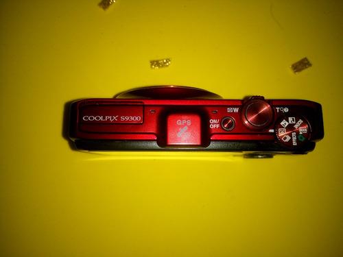 camara de fotos nikon coolpix s9300