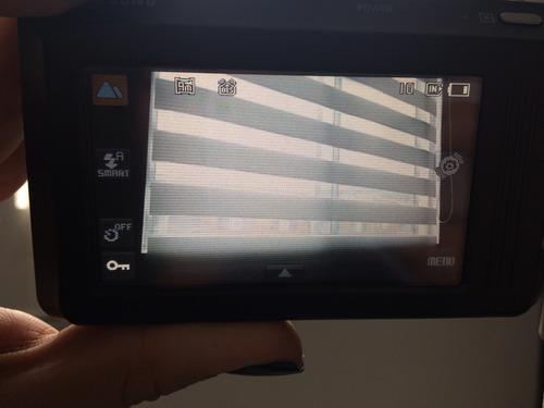 cámara de fotos samsung tl220