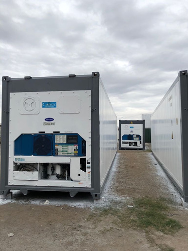 camara de frio movil carrier  (reefers)