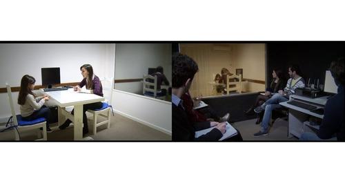camara de gesell equipos audio y video