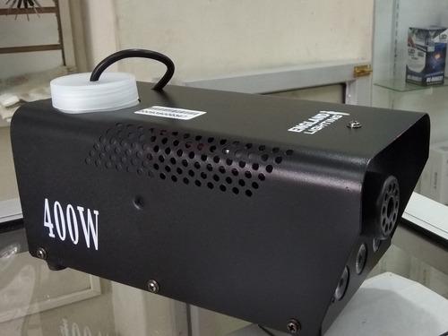 camara de humo england con luces led