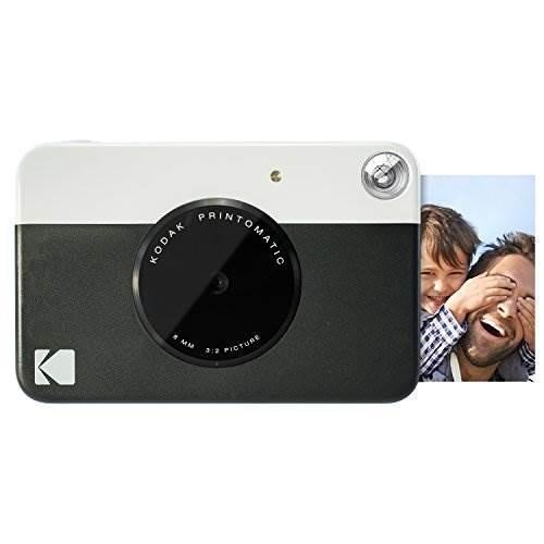 cámara de impresión instantánea digital kodak printomatic (n