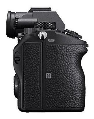 cámara de lente intercambiable sin espejo sony a7 iii con