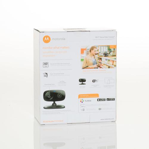 cámara de monitoreo residencial motorola focus66 wi-fi hd