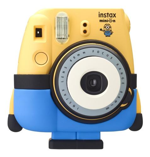 cámara de película instantánea fujifilm instax minion