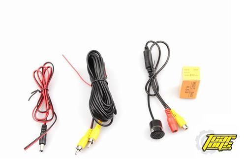 camara de retroceso para auto (ultra led)