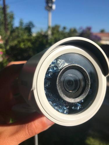 cámara de seguridad !