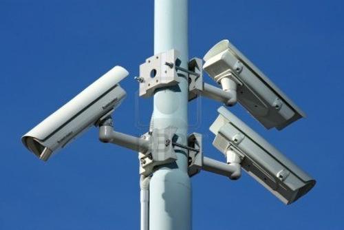 cámara de seguridad 4 canales  hd con instalación