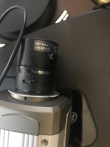 camara de seguridad analoga 600tvl cnb profesional varifocal