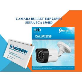 Camara De Seguridad Bullet Hd 720p 2,8mm Siera  Hd 4 In 1