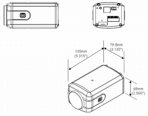 cámara de seguridad cisco 4500ip high definition