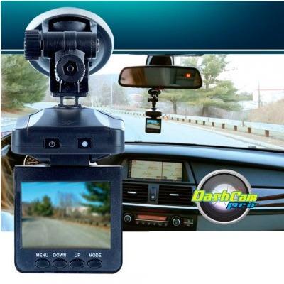 cámara de seguridad dash cam pro - tevecompras - para auto