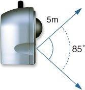cámara de seguridad domo móvil  marca panasonic ip  ptz