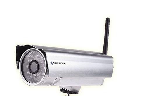 cámara de seguridad exterior wifi vstarcam h6815wi