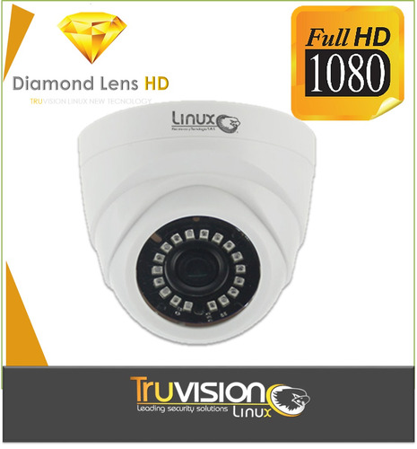 cámara de seguridad hd domo 1080 1.8 megapixeles truvision