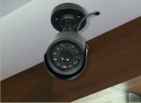 camara de seguridad inalambrica con receptor rca v. nocturna