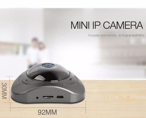 camara de seguridad ip p2p wifi vision nocturna - 360 grados